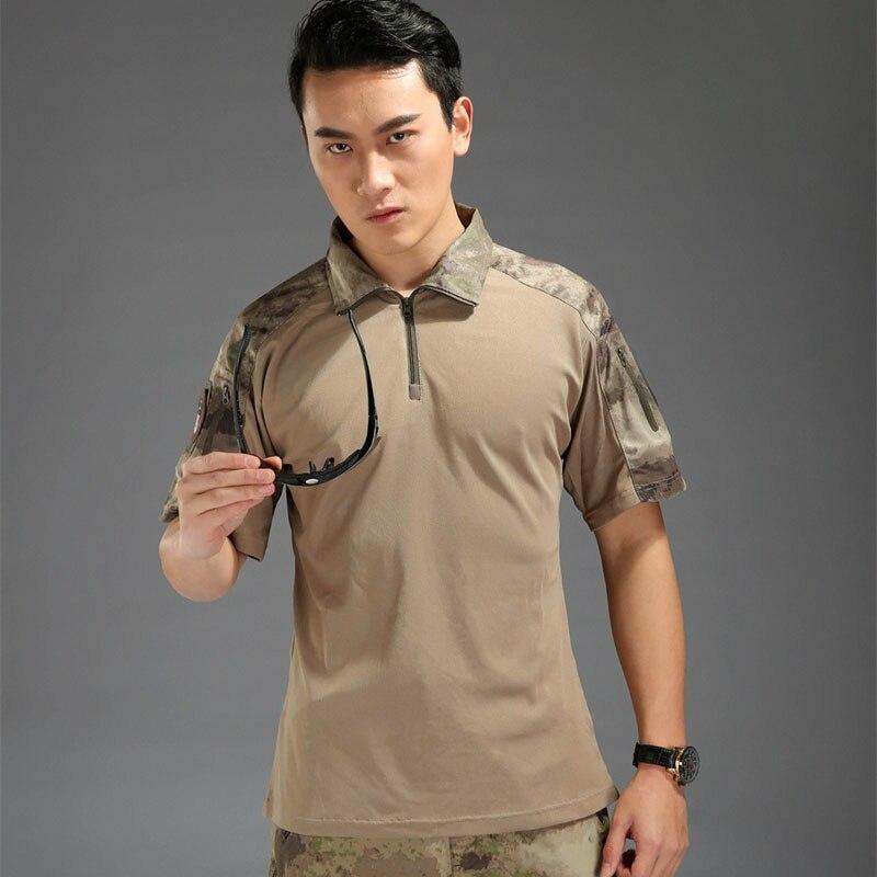 Actas Man Frog short sleeve shirt Tactical TDU Rapid Assault Shirt Multicam Short Sleeve Typhon Mandrake Highlander