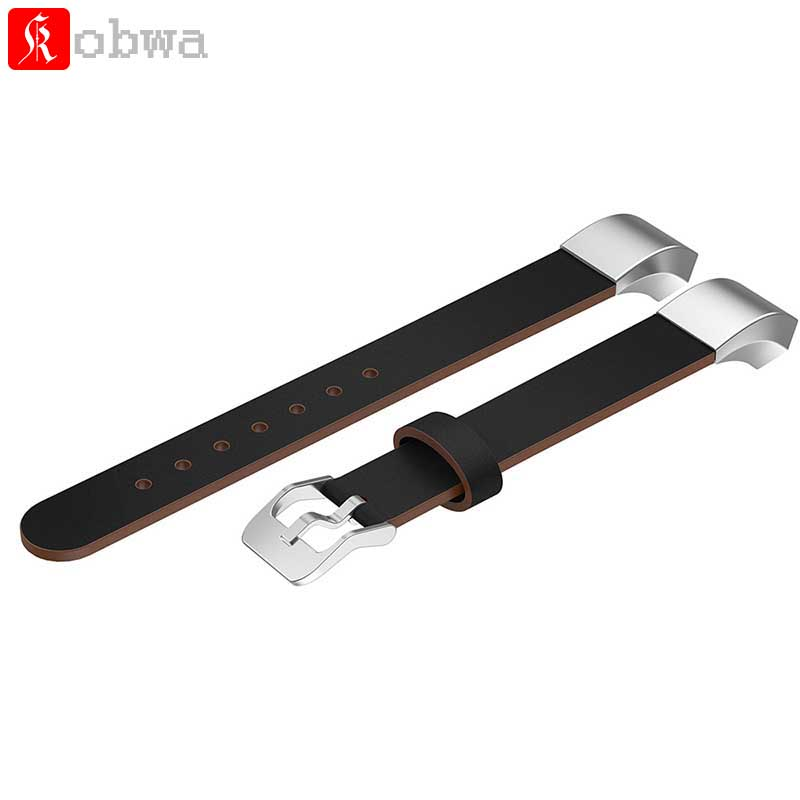 For Fitbit Alta Watchbands Leather Watch Band Bracelet Wrist Strap High Quality Replacement Strap For Fitbit Alta Tracker