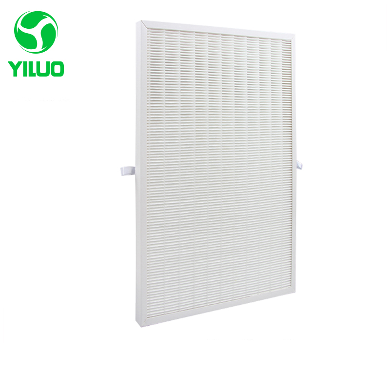 Hot sale Air Purifier Accessories HEPA Filter Suits For KJF2202T/2202TE /2203E Air Purifier Humidifiers Parts HEPA Filter все цены