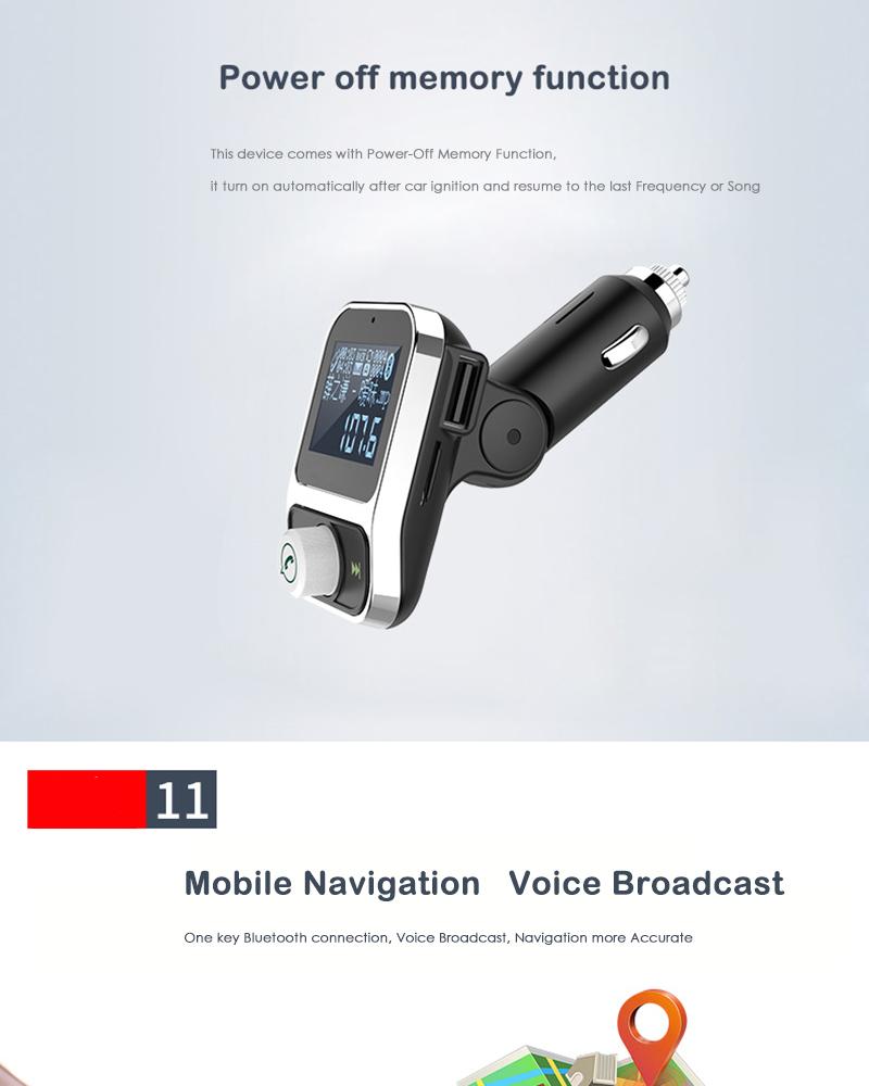 E1354 Bluetooth Car MP3 Player-8