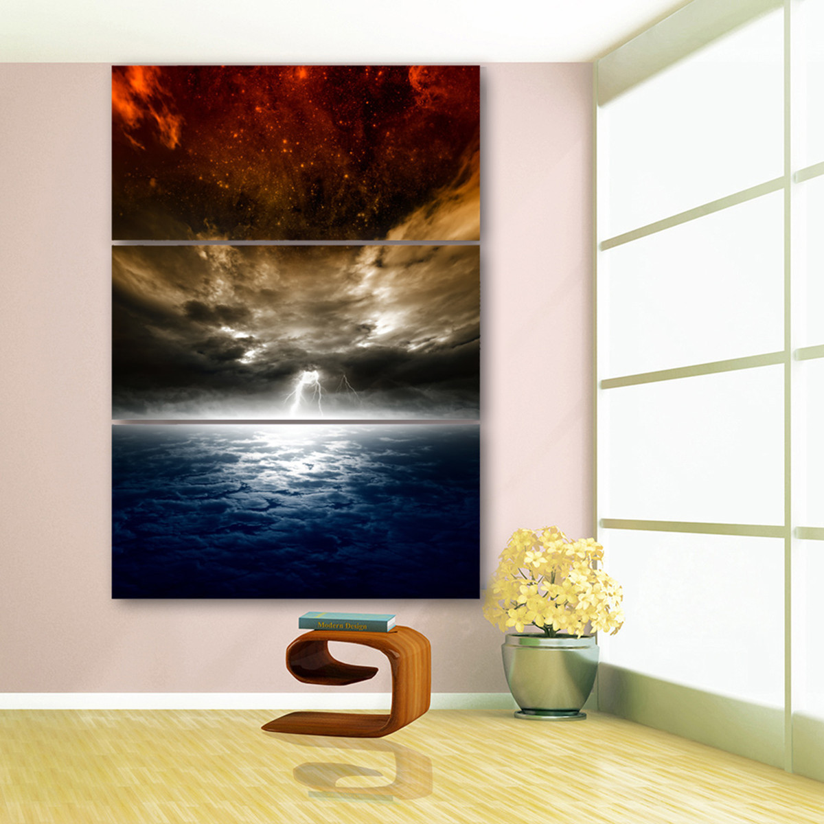 Lighted Pictures Wall Decor compare prices on lighted canvas wall art- online shopping/buy low