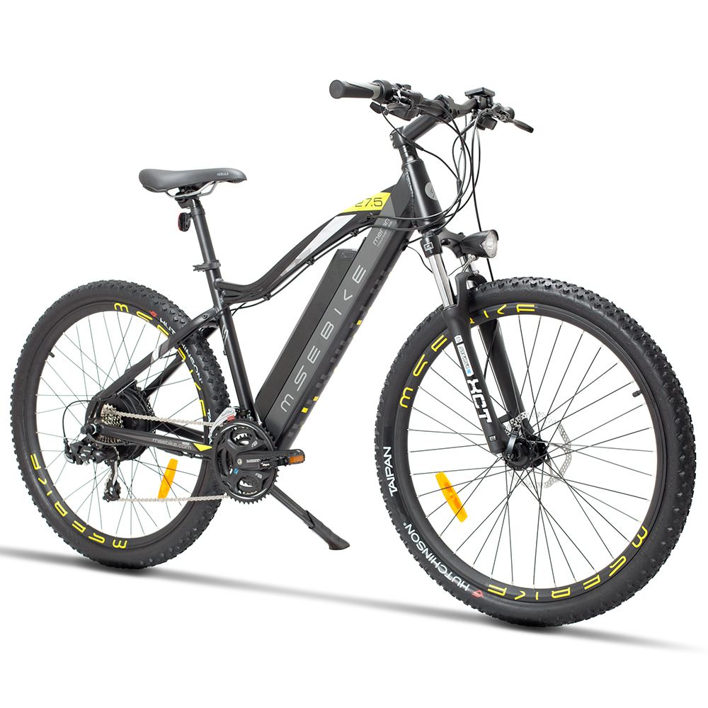 27.5inch electric mountain bike 48V400W motor Ebike variable speed electric bike lithium battery boost off-road EMTB