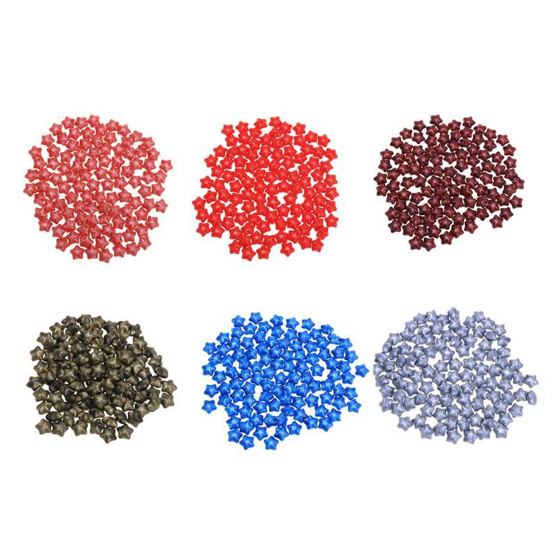 100pcs/Bag Pentacle Wax Seal Tablet Granule in Bulk Post Documents Stamp Sealing Wax Tablet Beads Pills Special Wax Seal