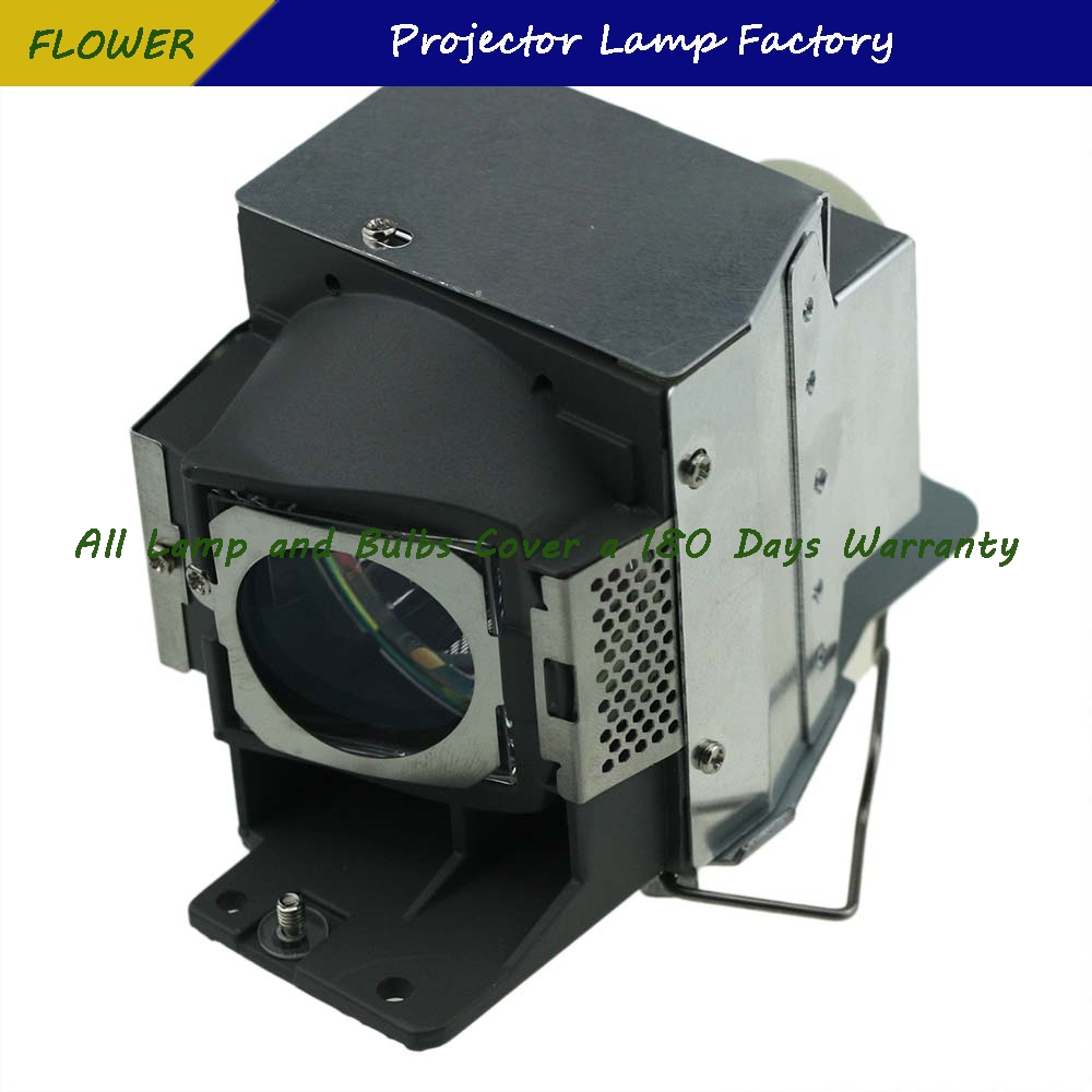 Hot Sale RLC 078 For VIEWSONIC PJD5132 PJD5134 PJD5232L PJD5234L High Quality Replacement Projector Lamp with Housing in Projector Bulbs from Consumer Electronics