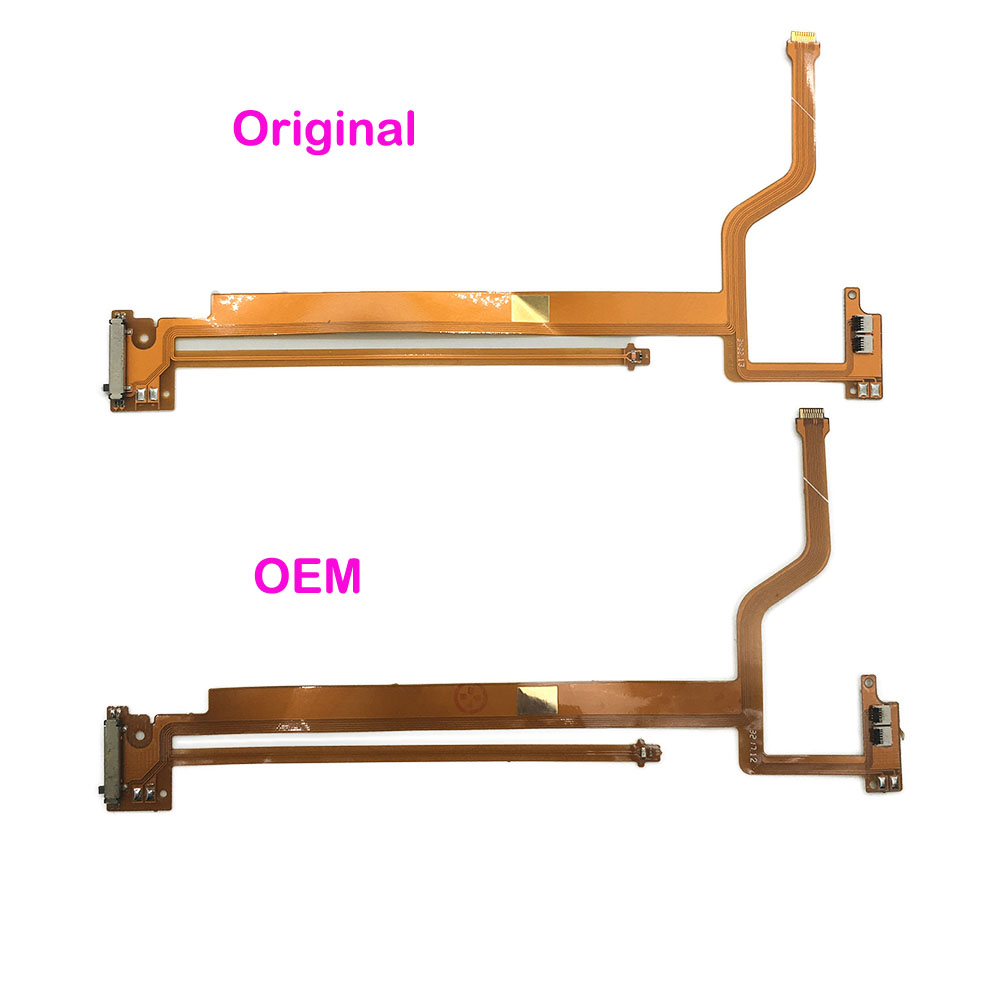 Original Or OEM For Nintendo 3DS XL Speaker Ribbon Cable Flex Wire  Replacement Part-in Replacement Parts & Accessories from Consumer  Electronics on ...