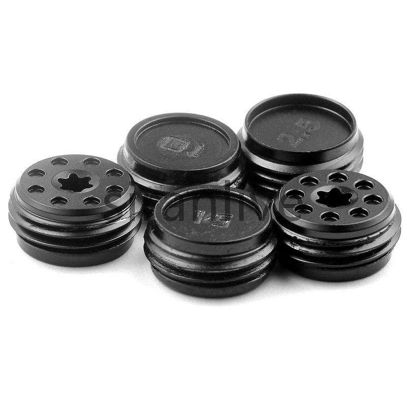 New Black Golf Weights2.5g, 5g, 10g, 15g, 20g  For PXG Operator Putter