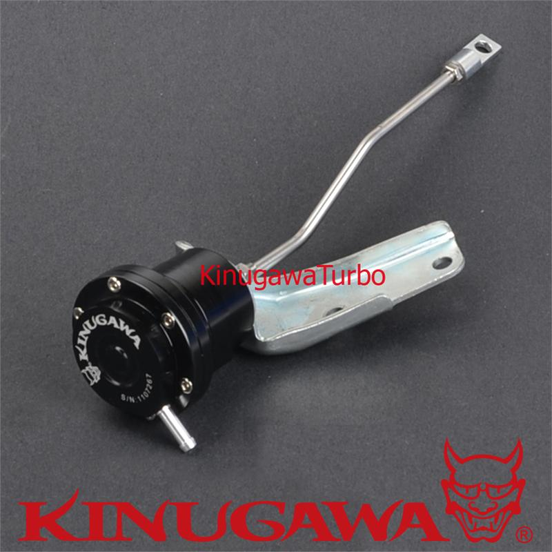 Kinugawa Adjustable Turbo Wastegate Actuator for Mitsubishi EVO IX / 9 4G63T TD05H 1.0 bar / 14.7 Psi