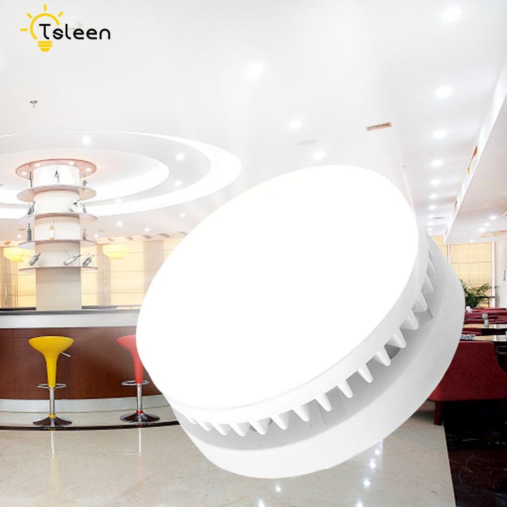GX53 Led Bulb 5W 7W 9W 12W 15W 18W Spotlight SMD2835 LED Lamp AC110V 220V Decorative Cabinet Lights Warm Cold White Lamparas LED