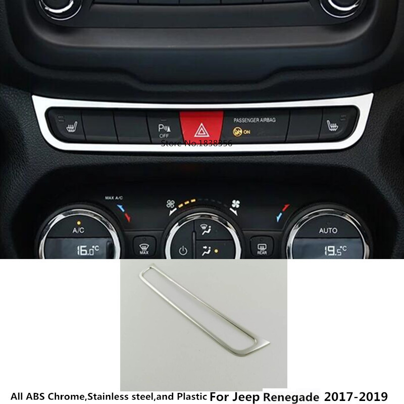 For Jeep Renegade 2017 2018 2019 Car Styling Cover