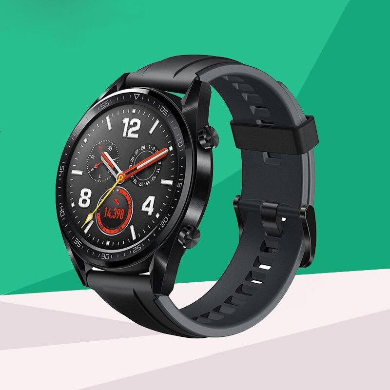 22mm Strap For Gear S3 Frontier Samsung Galaxy Watch 46mm Watch Band Huawei Watch Gt2 Amazfit Bip Strap Bracelet Belt