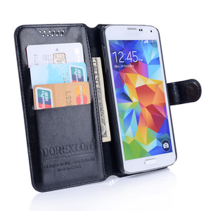 Wallet Leather Case For Leagoo