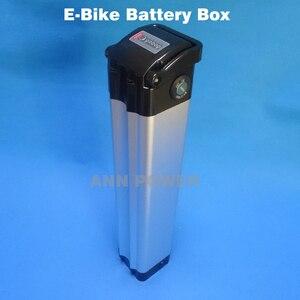 Image 2 - Gratis Verzending Elektrische Fiets 24V Batterij Doos E Bike Lithium Batterij Case Voor Diy Li Ion Batterij Niet onder De Batterij