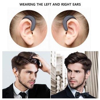 Kulak kancası Bluetooth Kulaklıklar, Gürültü Azaltılmış Olmayan Kulak Tıkacı Ağrısız Rahat Giyen, Çok Hafif Küçük, xiaomi iphone satılık