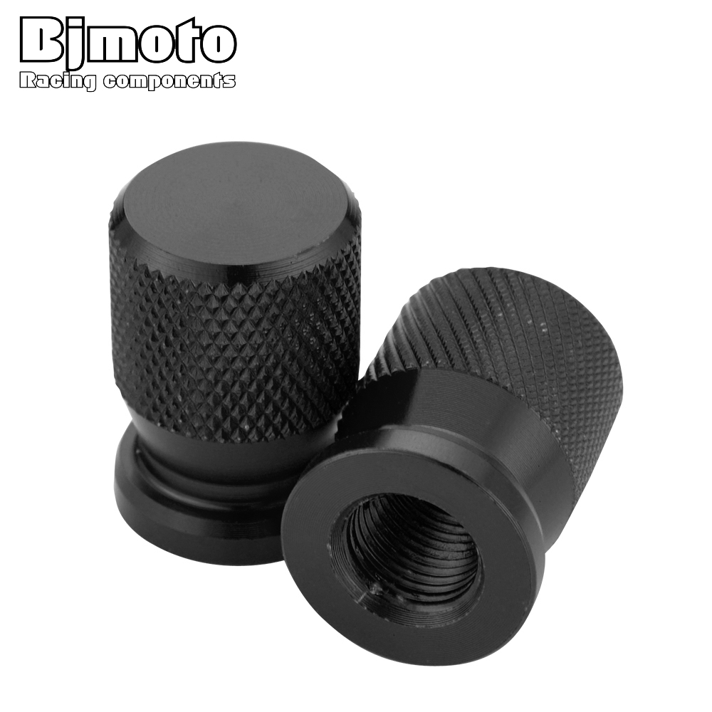 BMW Motorcycle Black Tyre Dust Caps R1200GS R1200RT S1000RR F650 F800GT F800ST