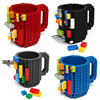 Lego MUG - DIY Bulding Blocks Coffee Mugs 350 3