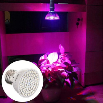 LED Pflanzen Wachstum Phyto Lampe E27/E14/B22/GU10/MR16 Volle Spektrum Led leuchten Birne Für pflanzen Samen blume Gewächshaus Hydrokultur-in Pflanzenlicht Glühbirnen aus Licht & Beleuchtung bei