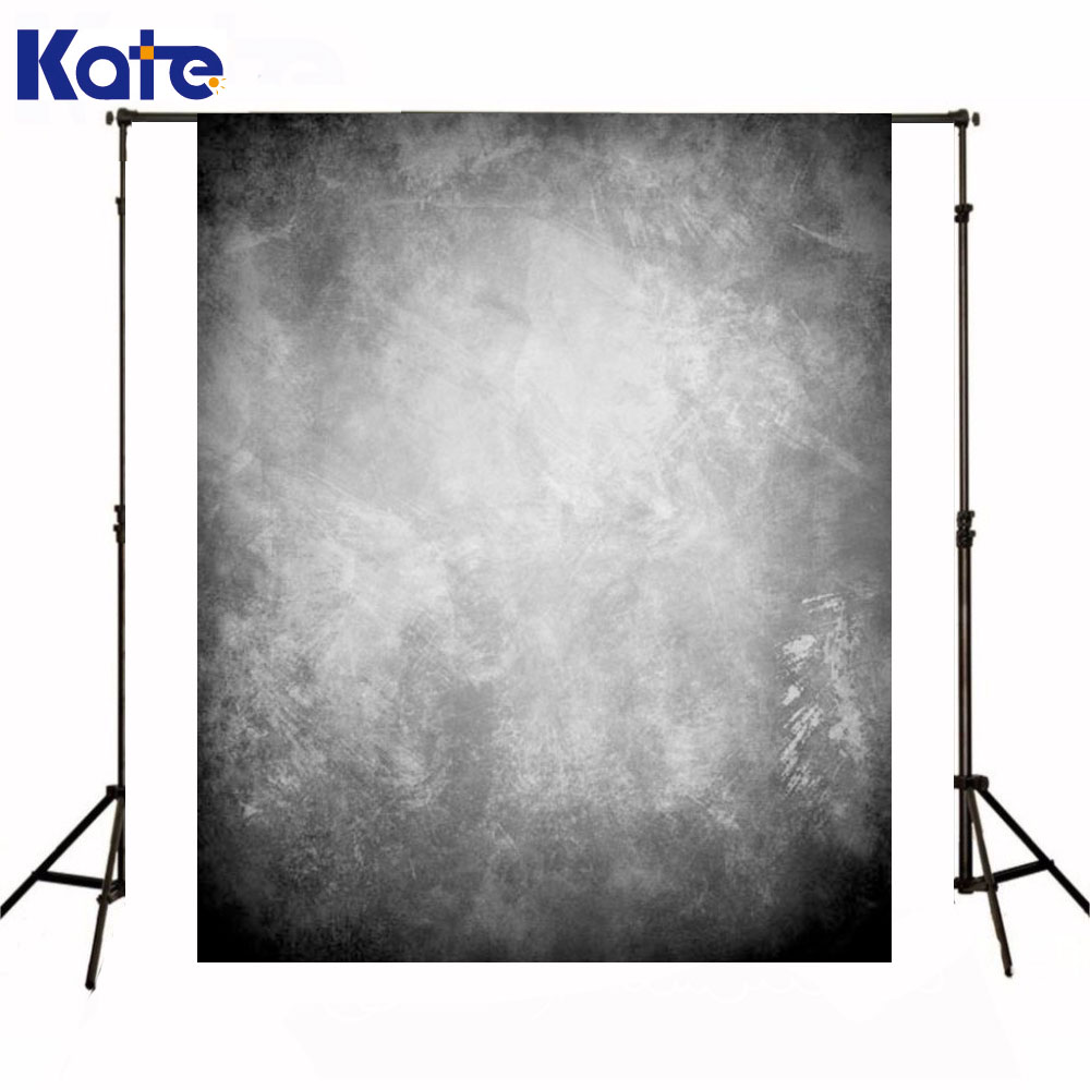 Kate 10x20ft Portraits photographie toile De fond enfants gris Photo toile De fond microfibre lavable Telon De Fondo Para Fotografia
