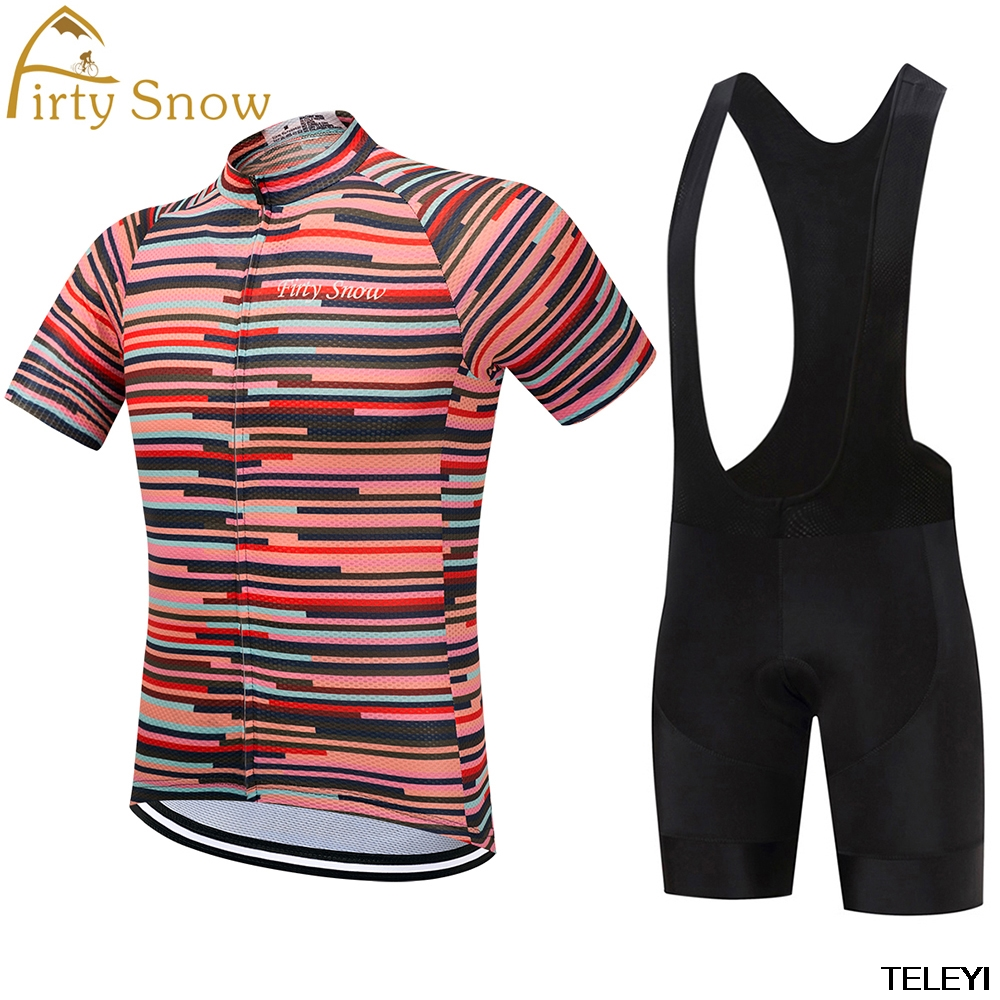 New Firty snow Cycling Jersey Hombre Maillot Ropa Ciclismo pro bicycle Race Clothing Outdoor Sport Wear Tight Quick Dry HOT
