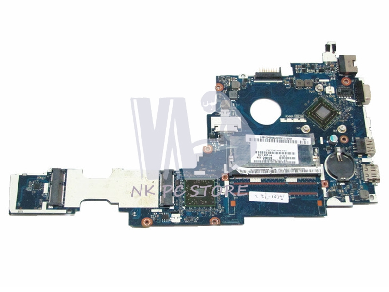 MBSFT02002 MB.SFT02.00 Main Board For Acer aspire one 722 Laptop Motherboard CMC50 CPU DDR3