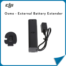 Original DJI Osmo External Battery Extender for OSMO Handheld Selfie Drone FPV 3 Axis Gimbal and