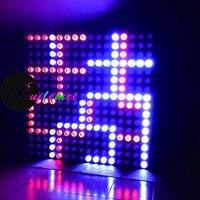 6 шт. Китая оптовая cob RGB Матрица Мощность шайба 16x30 Вт видео светодиодный Шторы DMX лазерный свет диско DJ оборудование, сценический свет