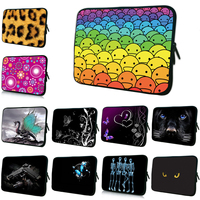 Computer Bag Notebook Colorful Patterns Laptop Bags 14 4 14 1 14 Inch Protective Nylon Pouch
