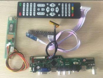 Комплект Latumab для телевизора LP154WX4(TL)(C3) + HDMI + VGA + USB контроллер ЖК светодиодный на, плата драйвера, бесплатная доставка