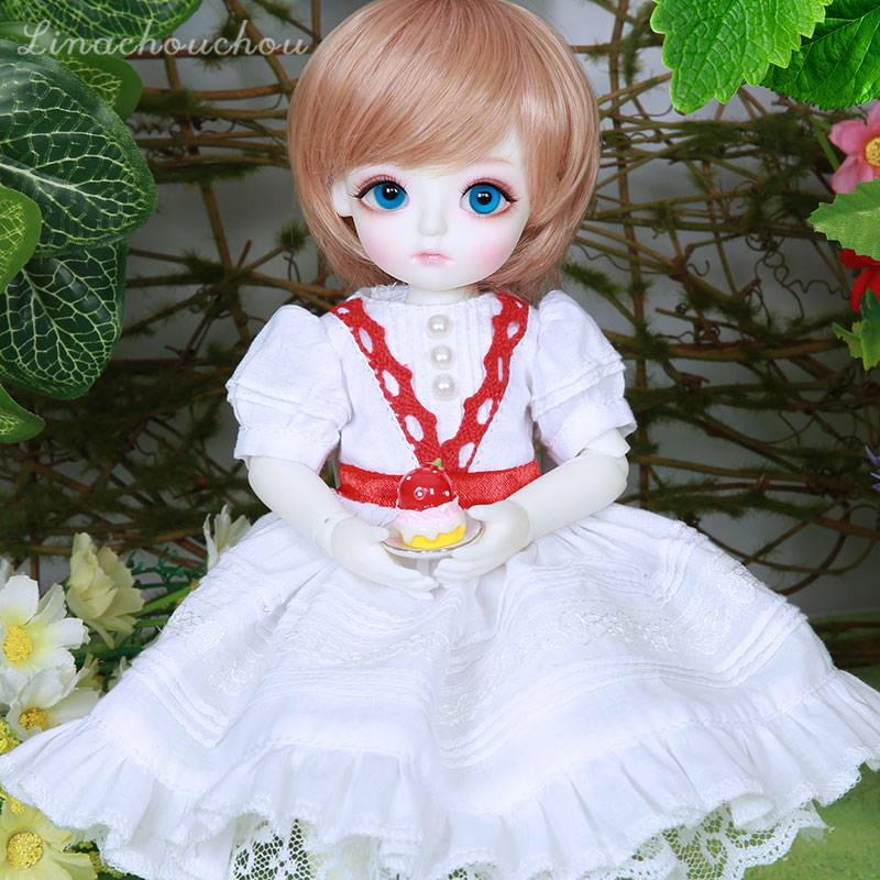 OUENEIFS SD BJD Dolls Angelic Melissa Linachouchou 1/6 Body Resin Figures Luts AI YoSD Kit Toys Baby Fairyland Gift free shipping fairyland littlefee reni bjd resin figures luts ai yosd volks kit doll not for sales bb soom toy gift iplehouse