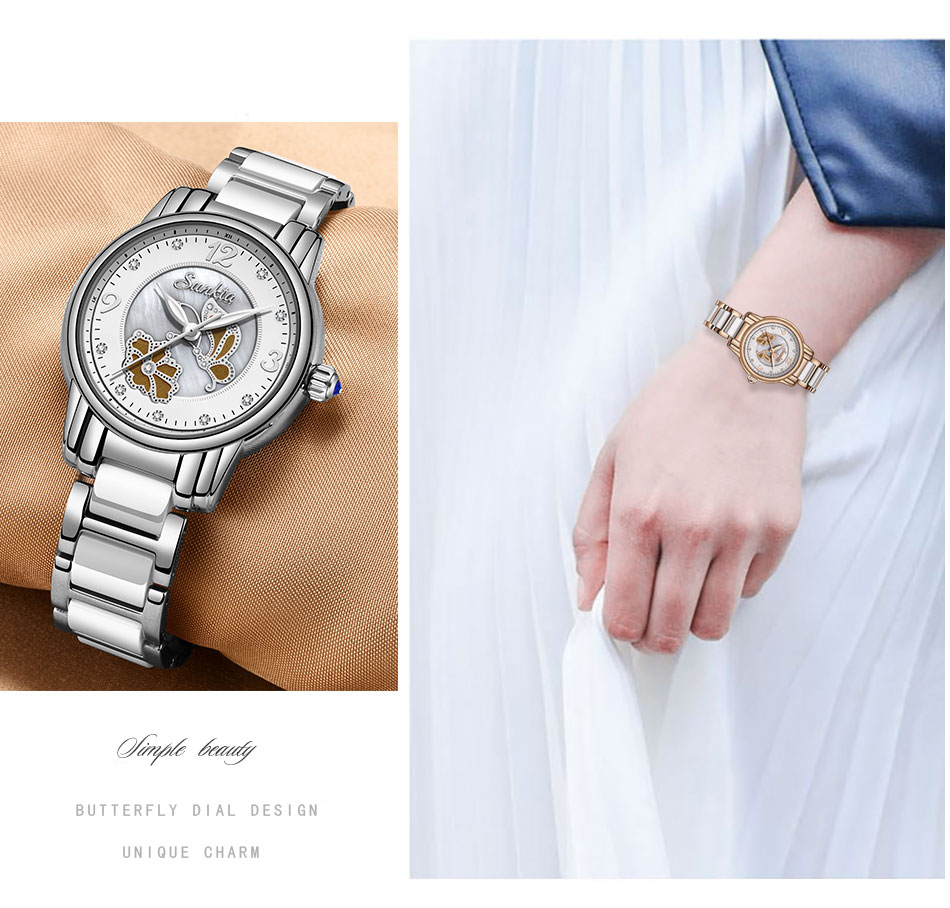Fashion Feminino United Watches 7