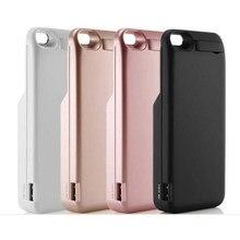 2ae97f88657 4200 mAh reserva Portable del cargador de batería externa caso para 5 s  Powerbank paquete carga funda para el iPhone 5 5S SE bat.