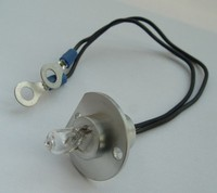 NJK10174 FIT For Mindray BS120 BS180 BS190 12V 20W Chemistry Analyzer Lamp Bulb With Cable Free Tracking