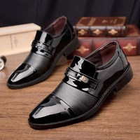 Formal Leather Shoes - Plush Plus 1