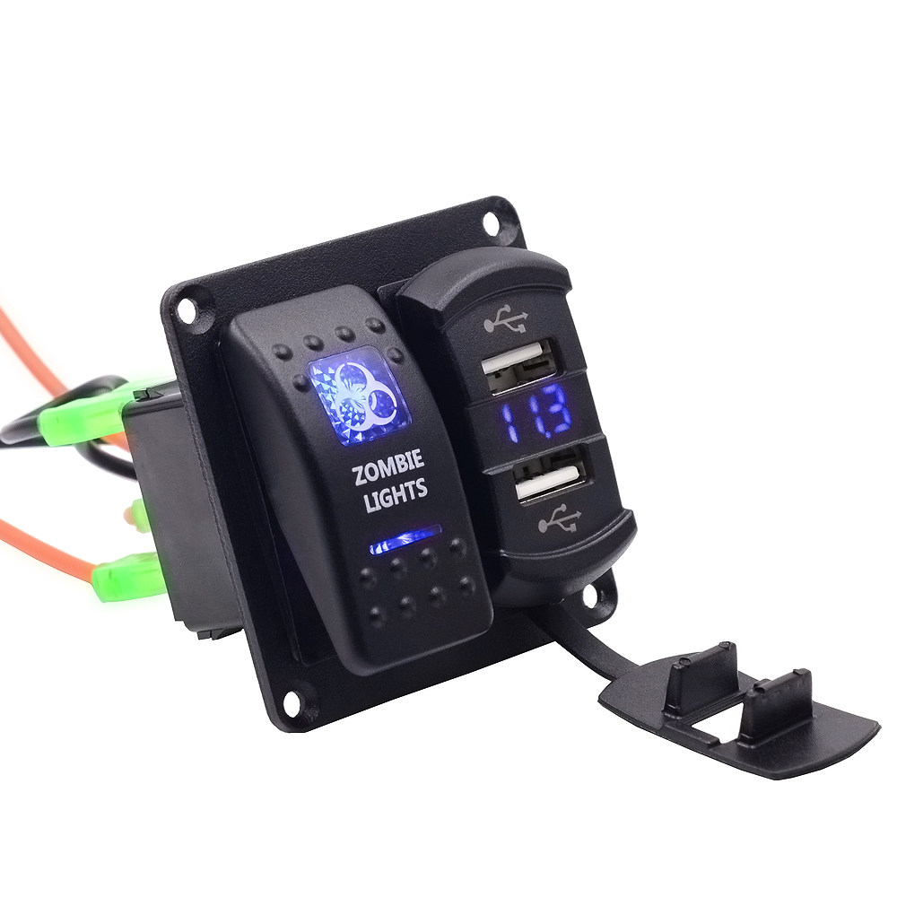 Fantastisch Lichtschalter Zweipolig Ideen - Elektrische Schaltplan ...