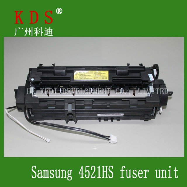 ФОТО 4pcs/lot laserjet spare parts fuser for samsung 4521HS fuser unit
