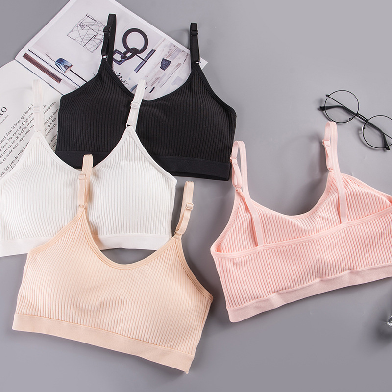 Hot Sale Seamless Brassiere Bras For Women Full Cup Breathable Bralette Wire Free Sleep Bra Tube Top For Sports Bra High Quality