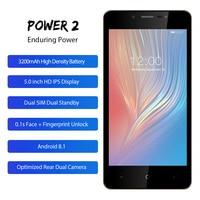 LEAGOO POWER 2 Мобильный телефон 5,0