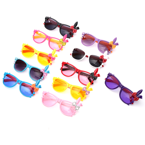 Glitztxunk2018 New Cat Eye Children Sunglasses Sports Boys Girls Babys Sunglasses Kids Sunglasses UV400 Anti-UV Fashion Eyewear Multan