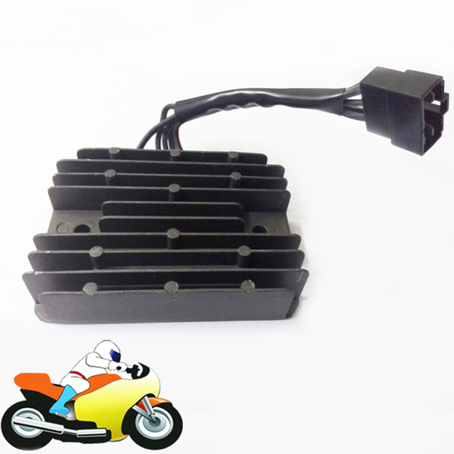 Motorcycle Voltage Regulator Rectifier for Suzuki GSXR600 GSXR750 GSXR1000  GSX1300R Hayabusa TRIUMPH Bonneville Scrambler 900-in Motorbike Ingition