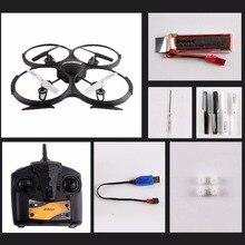 U818A 2.4 GHz UFO Giroscópio Quadcopter Zangão Helicóptero DO RC Remoto Modo de SINCRONIZAÇÃO de IMAGEM