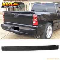For 99 06 Chevy Silverado SS Intimidator 3 Pieces Wing Spoiler Fleetside Only