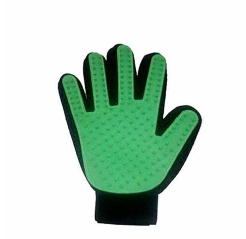 1PC Pet Accessories Cats Dogs Massage Silicone Glove Soft TPR Bath Cleaning Shower Grooming Comb Gloves G182