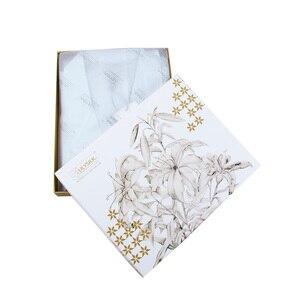 Image 5 - LilySilk camisones de seda 100 para mujer, vestido de noche para mujer, cuello de pico puro, manga corta, 22 momme, media pantorrilla, envío gratis