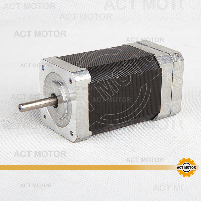 цена на Free ship from Germany!ACT Motor Nema17 Brushless DC Motor 42BLF03 24V 78W 4000RPM 3Phase Single Shaft CNC Router Cutting