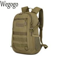 メンズキャンバスバッグ防水molleバックパック軍事3 pスクールリップストップウッドランドギア男性アサルトcorduraバッグpacksack