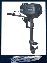 Free Shipping Whosale/Retails 2-stroke 3.6hp new outboard engine gasonline marine motors