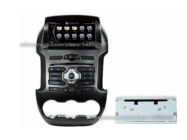 For font b Ford b font font b Ranger b font 2011 2013 Car GPS Navigation