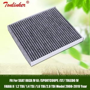 Image 3 - Cabin Filter Fit For SKODA FABIA 2 RAPID ROOMSTER Spaceback 1.2TSI 1.4T 1.6TDI 2007 2014 2015 Today1 Pcs Filter Car Accessoris