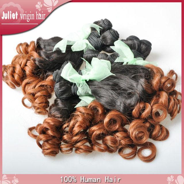 Remy Human Hair Ombre Braiding Hair Brazilian Remy Hair Weave
