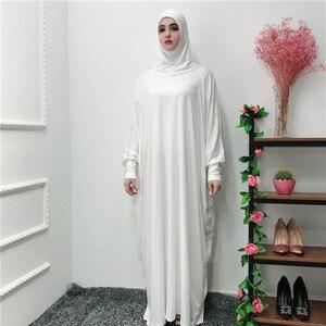 Image 5 - عباية رمضان دبي تركيا فستان حجاب مسلم قفطان فساتين عبايات للنساء عمان Vestidos رداء فام قفطان ملابس أمريكية