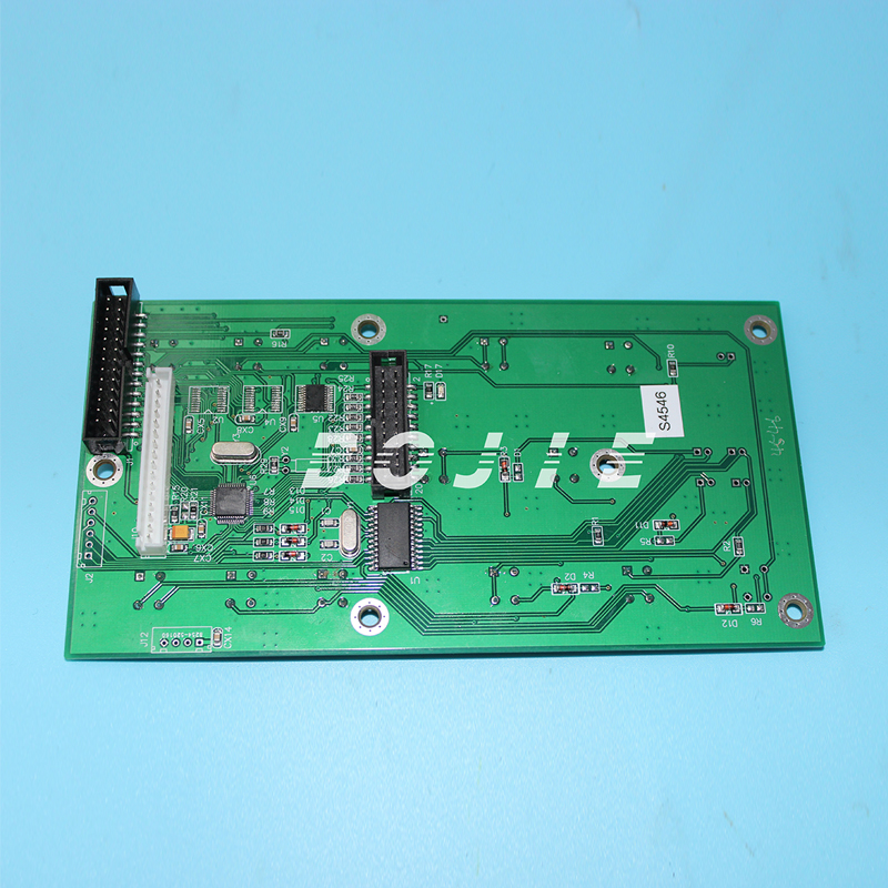 Control panel board for Human E-jet printerControl panel board for Human E-jet printer